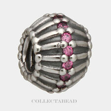Authentic Pandora Silver Show Stopper Pink CZ Bead 790545CZS 50% OFF CLEARANCE!