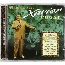 The Breeze and I by Xavier Cugat (CD, Oct-2001, Prizm)