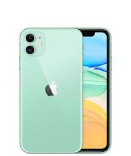 Apple iPhone 11 64GB Green - Verizon - Sealed, New