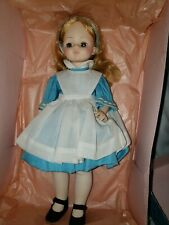 "Vintage Madame Alexander Doll Alice #1552 13"""
