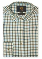 Checked Single Cuff Classic Fit Formal Shirts for Men