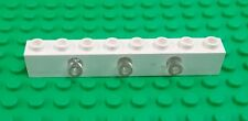 Lego White 1x4x1 Light Brick 3 Prism Space Block Untested Rare x 1 piece