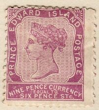 Prince Edward Island Single North American Stamps