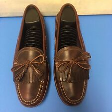 Cable & Co 4050 Loafers/Drivers Shoe US Size 10.5D Leather