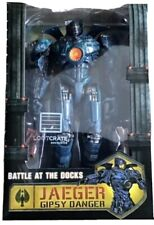 "NECA Pacific Rim Battle at the Docks Jaeger Gipsy Danger 7.5"" Loot Crate DX"