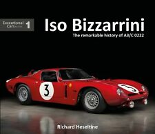 Iso Bizzarrini - The remarkable history of A3/C 0222 - Buch book (Giotto Grifo)