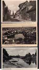 112759 3 AK Insterburg Fotokarte Spritzenstraße Gesamt Angerapp