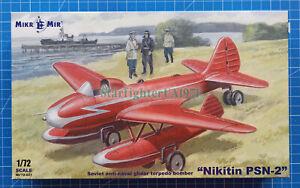 1/72 Nikitin PSN-2 (MikroMir 72-021)