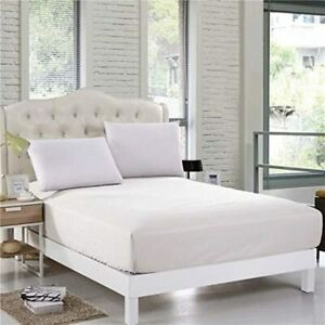 800 Thread Count 100% Pure Egyptian Cotton 28cm Deep Fitted Sheets
