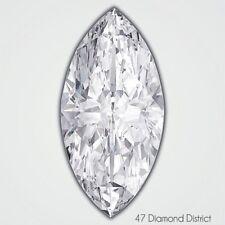 1.49ct. J-VS2 Ex Cut Marquise Shape AGI Certified Diamond 11.49x6.10x3.42mm