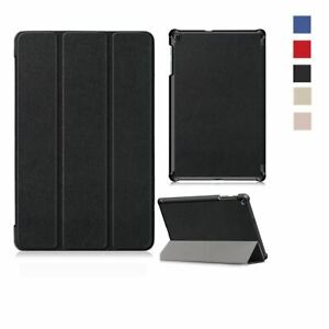 "Flip Cover Trifold Case For Samsung Galaxy Tab A 2019 10.1"" T510/T515 Full Body"