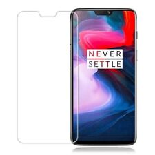100% Genuine Clear Tempered Glass Screen for OnePlus 6 NEW Quality
