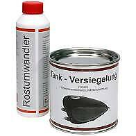 Wagner Motorcycle petrol tank sealer kit for tanks up to 10 Litres