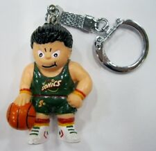 Seattle Sonics NBA Basketball Little Brat Key Ring by JF Sports