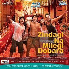 Zindagi Na Mile Dobara; BRAND NEW, FACTORY SEALED (Blu-ray, 2012)