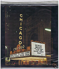 LP (NEW)GEORGE WRIGHT THE LIVING LEGEND PLAYS THE CHICAGO THEATRE ORGAN