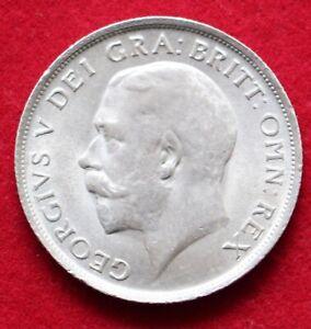 GEORGE V SHILLING 1917