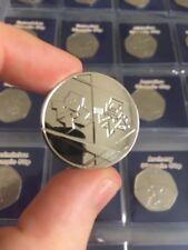 *SALE*SALE* London 2012 Olympic 50p Completer Medallion Coin Hunt *SALE*SALE*