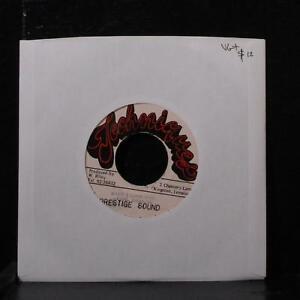 "Carl Darkins - Baby I Love You 7"" VG+ Vinyl 45 Techniques Jamaica"