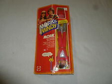 NEW MORK & MINDY DOLL FIGURE W TALKING SPACEPACK MATTEL ROBIN WILLIAMS 1979 1276