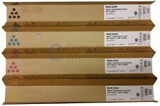 4 x Ricoh Toner 841468/841469/841470/841471 FULL SET Cartridge C5501S B/C/M/Y