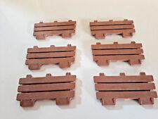 Playmobil 6 x Ersatzteil für Leiterwagen