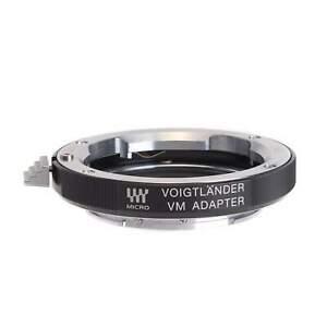 Voigtlander VM Adapter Boxed (9+)