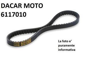 Courroie MALOSSI Aprilia Sr Stealth 50 2T LC (Minarelli) 6117010
