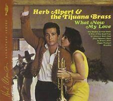 New: HERB ALPERT & THE TIJUANA BRASS - What Now My Love (1966) CD