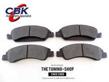 Front Brake Pads D1367 CBK For CADILLAC ESCALADE XTS CHEVROLET AVALANCHE