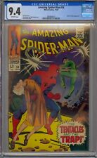 AMAZING SPIDER-MAN #54 CGC 9.4 DOCTOR OCTOPUS
