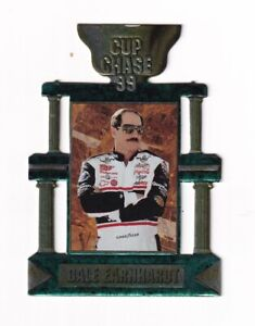 1999 Press Pass CUP CHASE DIE-CUT PARALLEL #CC4 Dale Earnhardt BV$25!