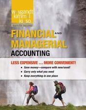Financial And Managerial Accounting  - by Weygandt