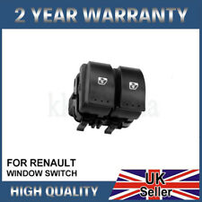 Electric Window Double Switches Button Suits Renault Clio MK2 II 8200060045 new