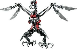 Lego Bionicle 8621 Turaga Dume and Nivawk