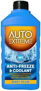 Auto Extreme Blue Antifreeze Coolant Ready to Use -36°C  500ML