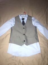 4t Boys Dress Shirt