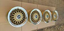 BBS RZ 7,5Jx16 ET37 poliert Felgen BMW E30-M3 E36 E46 Z3 E87 E88