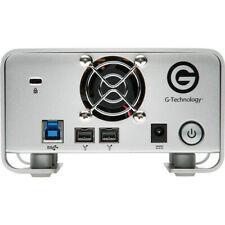 G-Technology G-RAID External Dual-Drive Storage 0G02489 Enclosure Only