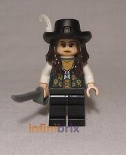 Lego Angelica de Set 4195 Queen Anne's Revenge Piratas Del Caribe poc006 Nuevo