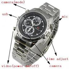 Totally Bizarre Spy Wrist DV Watch 8GB Video 1280*960 Hidden Camera DVR Camcorde