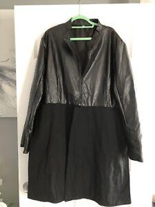 Women Long Coat Size XxL