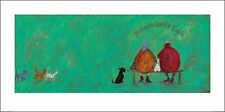 SAM TOFT (PUTTING THE WORLD TO RIGHTS) Cat No: PPR41140 ART PRINT 50 x 100cm
