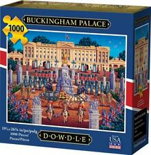 "1000 Piece Jigsaw Puzzle by Eric Dowdle -- ""Buckingham Palace"""