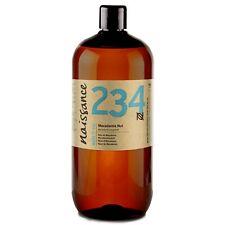 Naissance Huile de Noix de Macadamia - 1 litre - 100% pure et naturelle