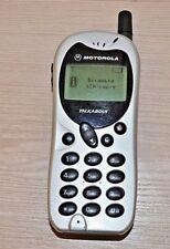 Old  mobile phone Motorola. Working  lot