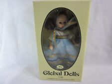 """House of Global Art India Collector Doll 8"""" Inch House of Goebel"""