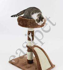 Cat Tree Kitten Scratcher Scratch Post Play Toy Scratching Activity Centre Climb