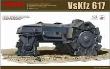 Meng Model SS-001 1/35 VSKFZ 617 minesweeper