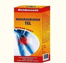 300 ml Herbal Mahanarayan Oil Joint Muscular Like Sandhi Sudha Joint Pain Relief